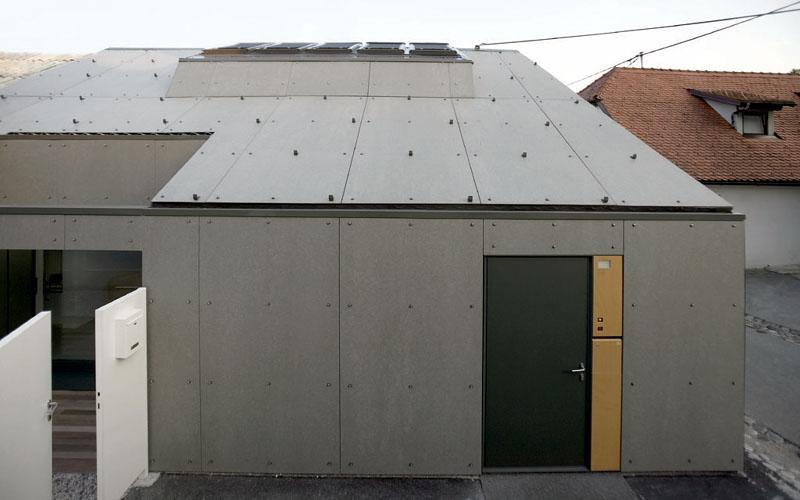 XXS (Extra Extra Small) House, Lubljana, Słowenia