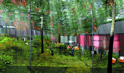 Arch 39 it files jean nouvel vince a firenze for Architettura natura
